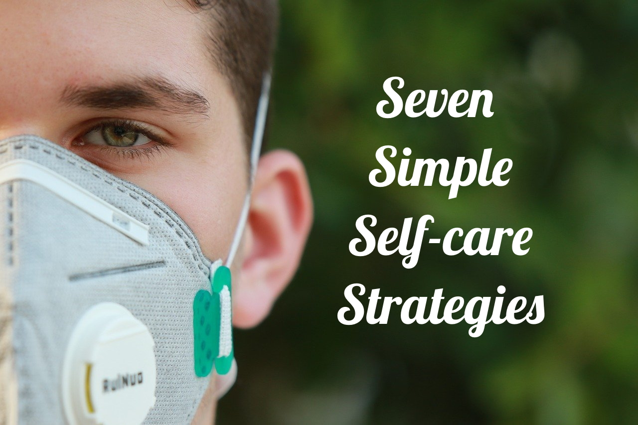 7 simple self-care strategies for essential workers